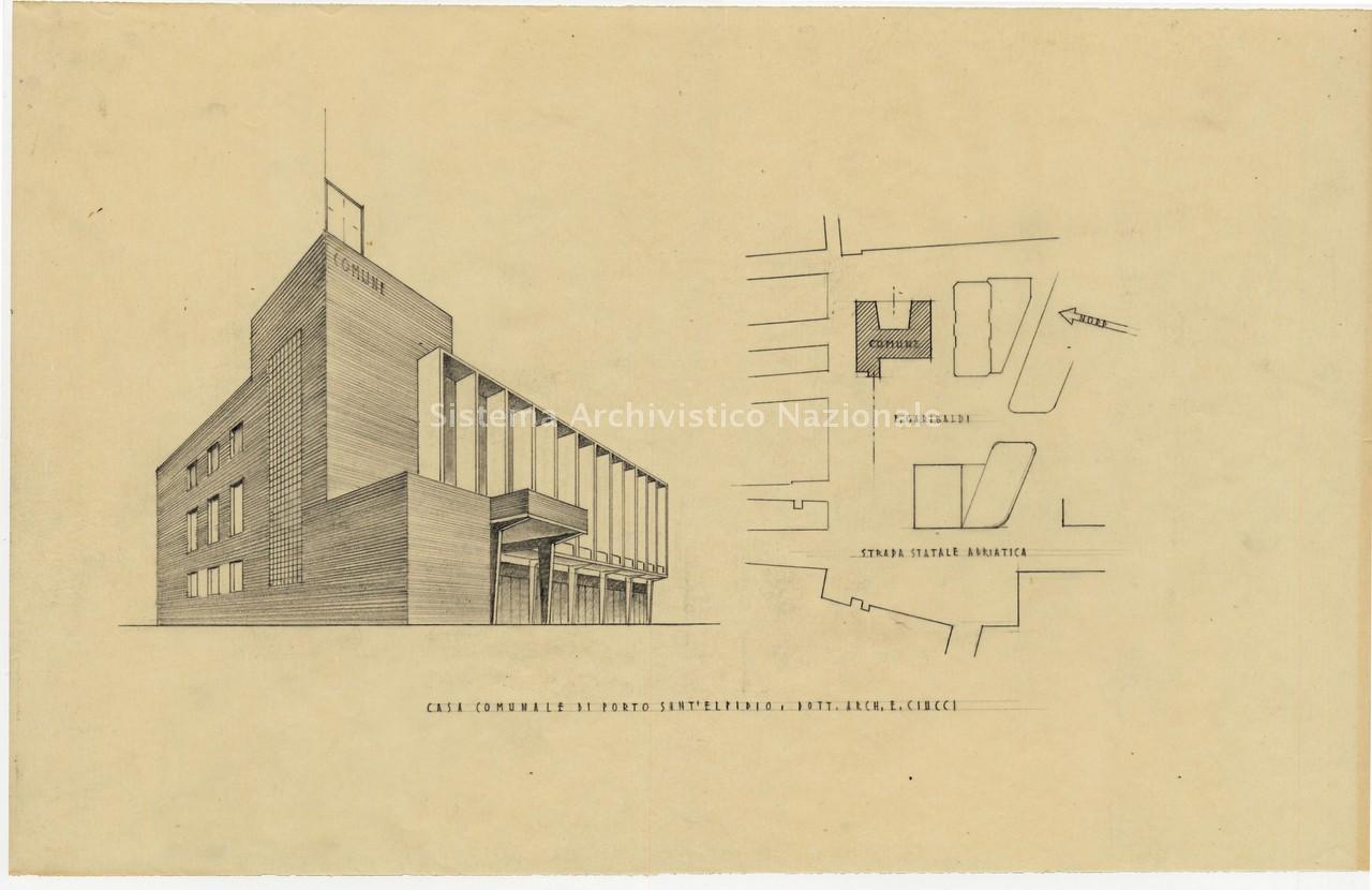 Scheda progetto architetti for Case di architetti