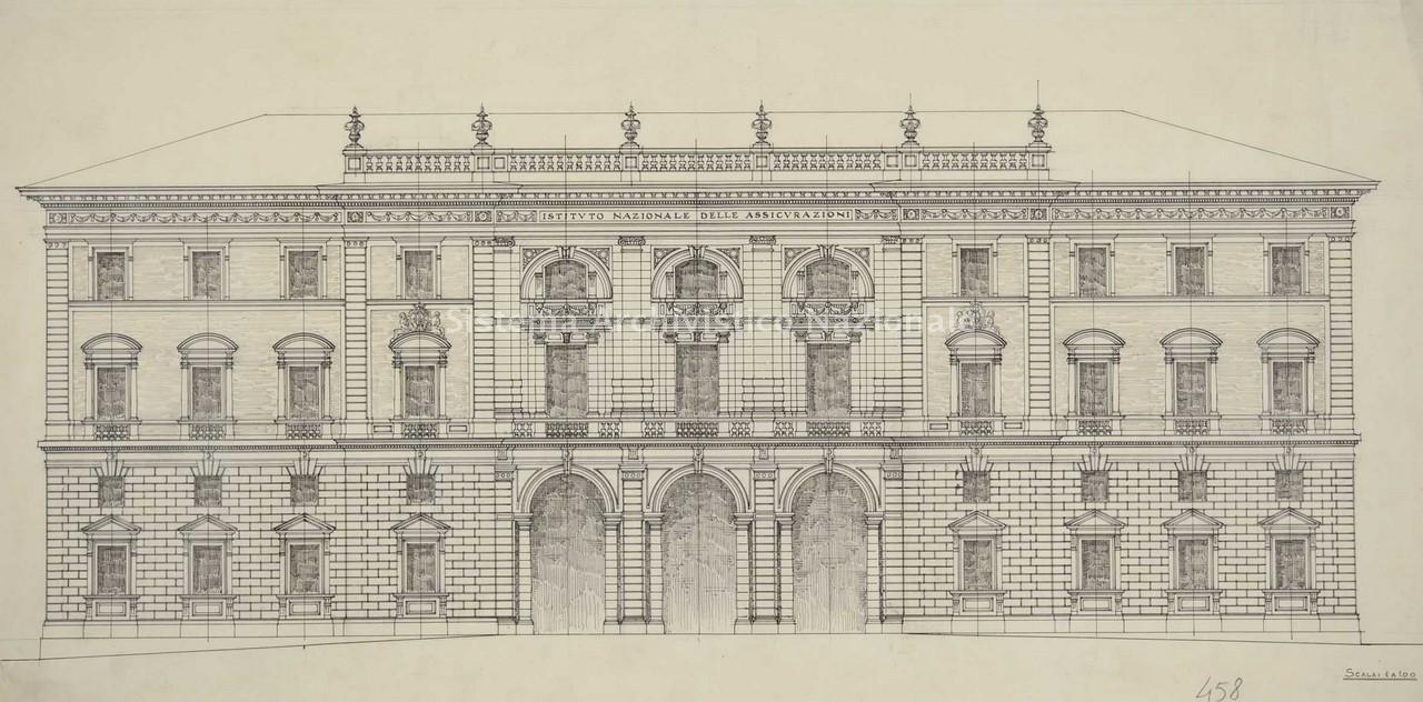 scheda progetto - architetti